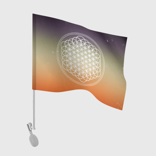Флаг для автомобиля Bring Me The Horizon Фото 01