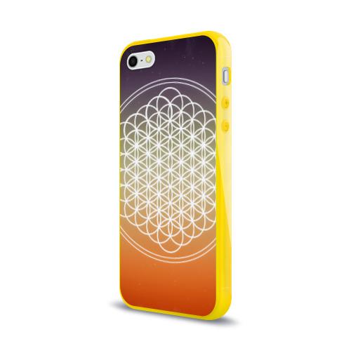 Чехол для Apple iPhone 5/5S силиконовый глянцевый Bring Me The Horizon Фото 01