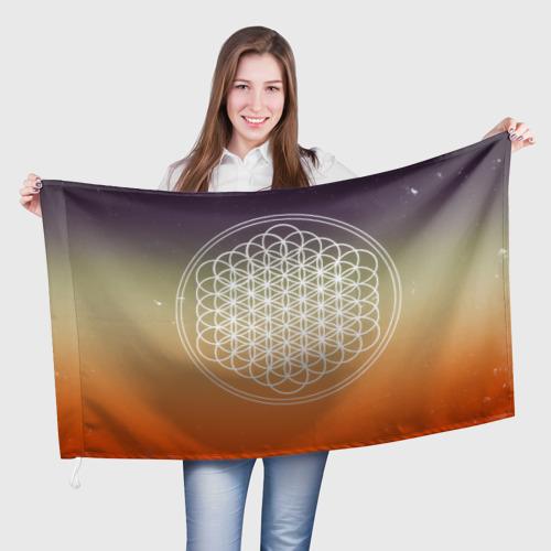 Флаг 3D Bring Me The Horizon Фото 01