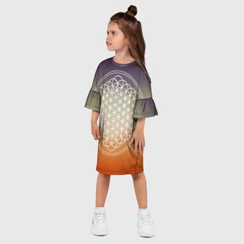 Детское платье 3D Bring Me The Horizon Фото 01