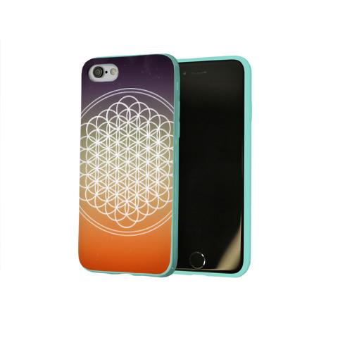 Чехол для Apple iPhone 8 силиконовый глянцевый Bring Me The Horizon Фото 01