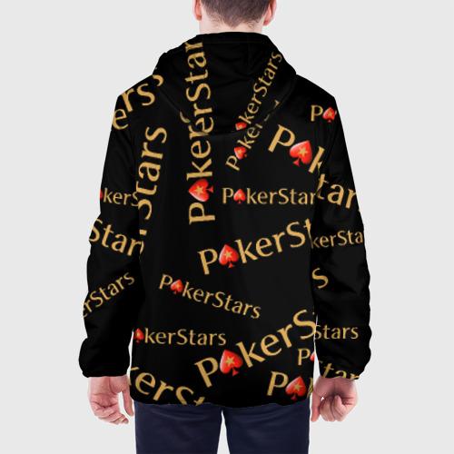 Мужская куртка 3D  Фото 05, PokerStars