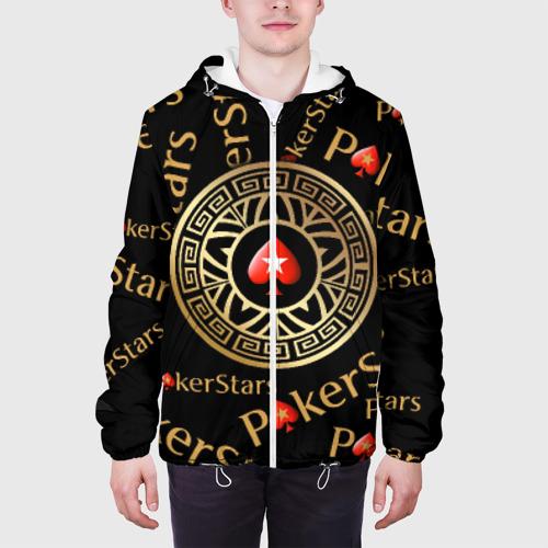 Мужская куртка 3D  Фото 04, PokerStars