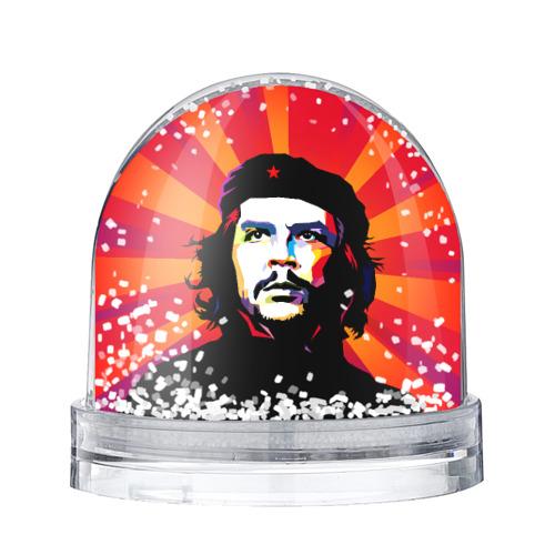 Водяной шар со снегом Че Гевара