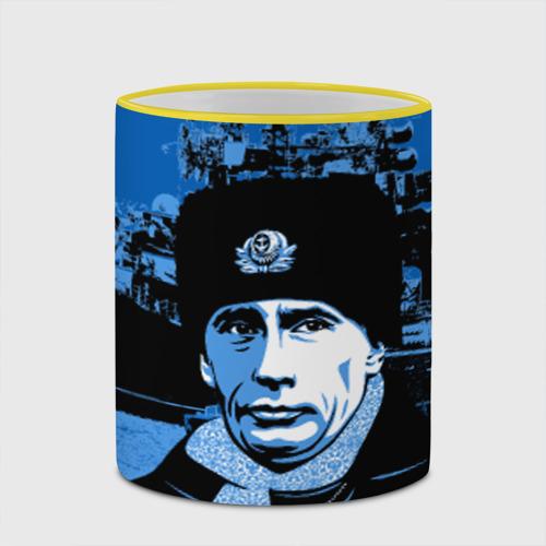 Кружка с полной запечаткой  Фото 03, Путин главнокомандующий