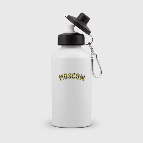 Бутылка спортивная Moscow camo
