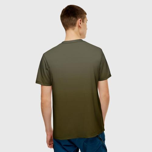 Мужская футболка 3D  Фото 02, Февраль будет наш
