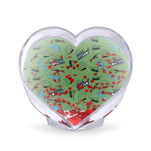 Сувенир Сердце  Фото 02, Паттерн