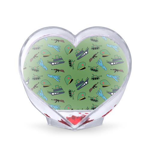 Сувенир Сердце  Фото 01, Паттерн