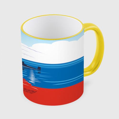Кружка с полной запечаткой  Фото 01, Триколор России