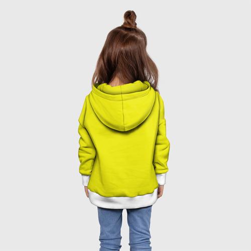 Детская толстовка 3D  Фото 02, Смайл