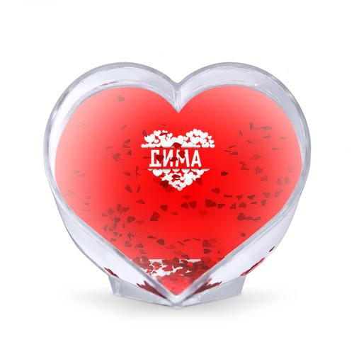 Сувенир Сердце  Фото 02, Дима