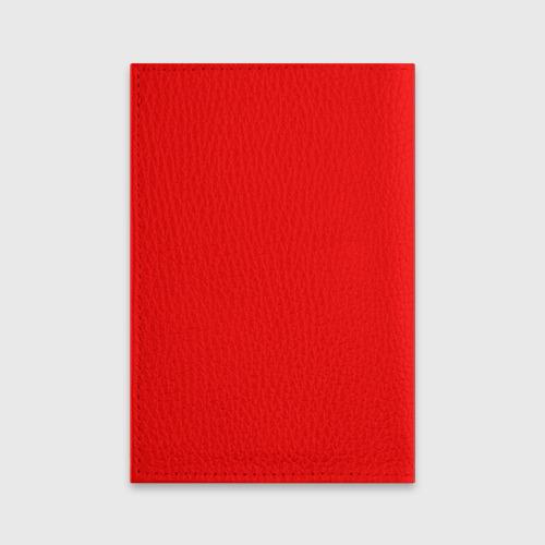 Обложка для паспорта матовая кожа  Фото 02, Денис