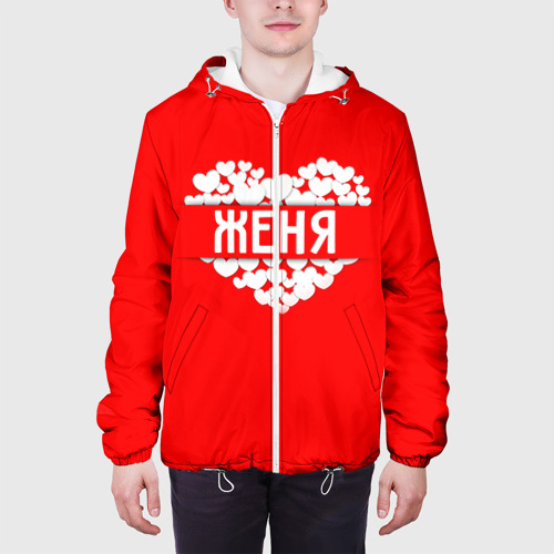 Мужская куртка 3D  Фото 04, Женя