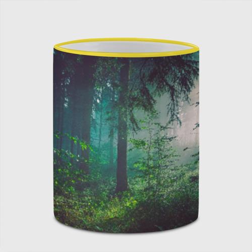 Кружка с полной запечаткой  Фото 03, Таинственный лес