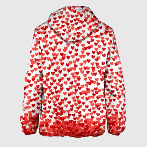 Мужская куртка 3D  Фото 02, Сердцепад