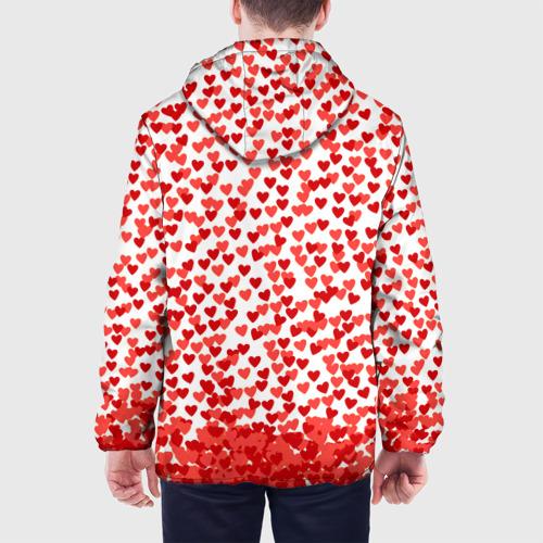 Мужская куртка 3D  Фото 05, Сердцепад