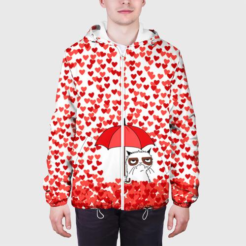 Мужская куртка 3D  Фото 04, Сердцепад