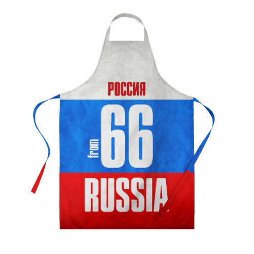 Фартук 3D Russia (from 66)