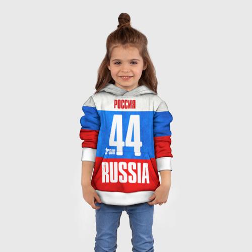 Детская толстовка 3D Russia (from 44)