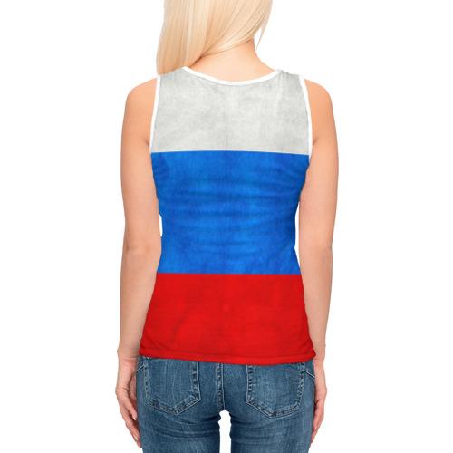 Женская майка 3D  Фото 04, Russia (from 22)