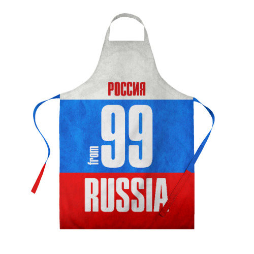 Фартук 3D Russia (from 99)