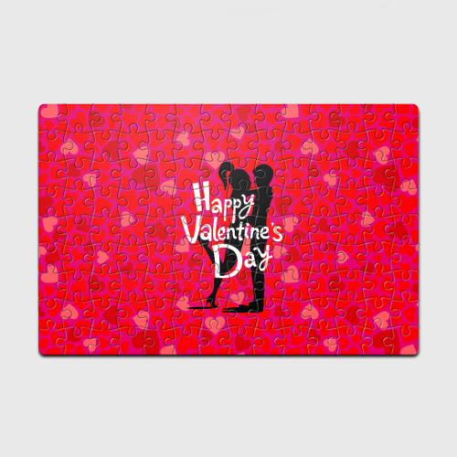 Пазл магнитный 126 элементов  Фото 01, Valentine's Day