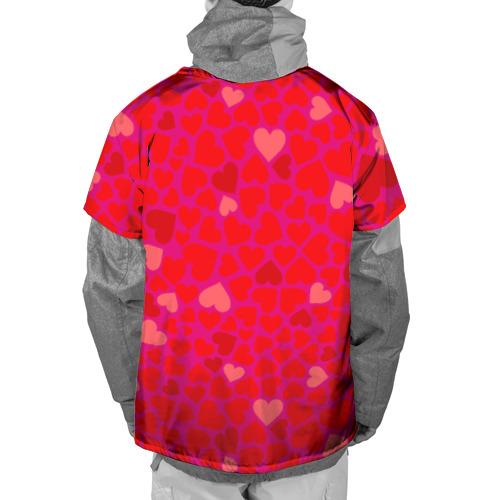 Накидка на куртку 3D  Фото 02, Valentine's Day