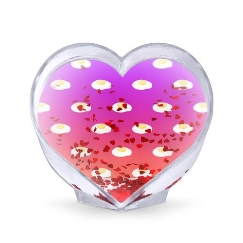 Сувенир Сердце  Фото 02, Яичница