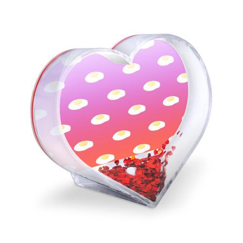 Сувенир Сердце  Фото 03, Яичница