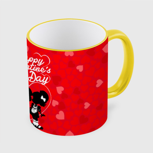 Кружка с полной запечаткой  Фото 01, Valentine's Day