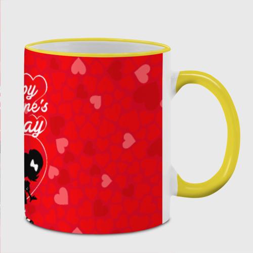 Кружка с полной запечаткой  Фото 02, Valentine's Day