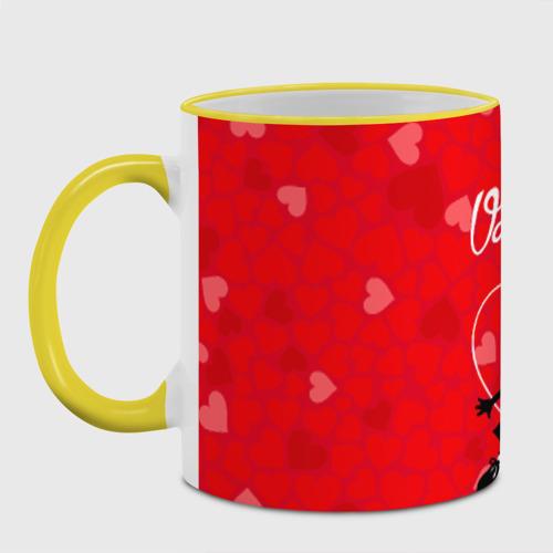 Кружка с полной запечаткой  Фото 04, Valentine's Day