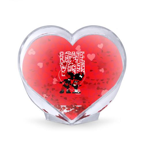 Сувенир Сердце  Фото 02, Люблю тебя