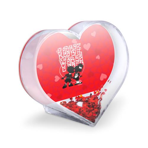 Сувенир Сердце  Фото 03, Люблю тебя