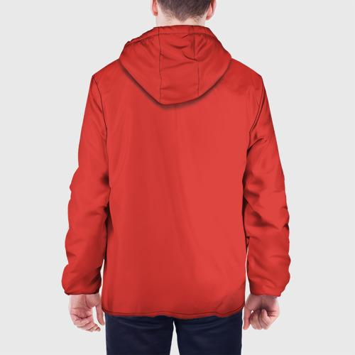 Мужская куртка 3D  Фото 05, Сердце