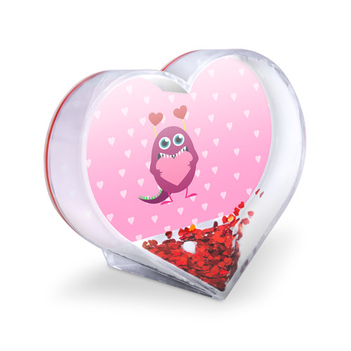 Сувенир Сердце  Фото 03, Чудик с сердцем