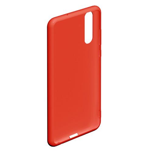 Чехол для Samsung A50 Чудик с сердцем Фото 01