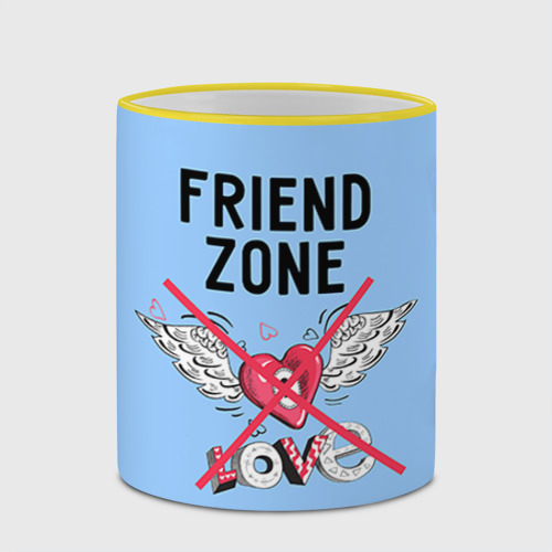 Кружка с полной запечаткой  Фото 03, Friendzone