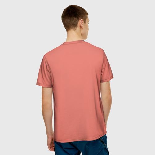 Мужская футболка 3D  Фото 02, I hate you