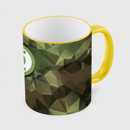 Кружка с полной запечаткой  Фото 01, Зеленый фонарь