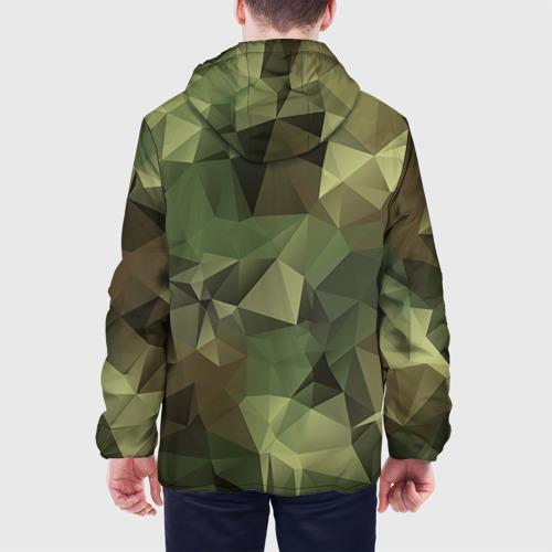 Мужская куртка 3D  Фото 05, Флеш камуфляж