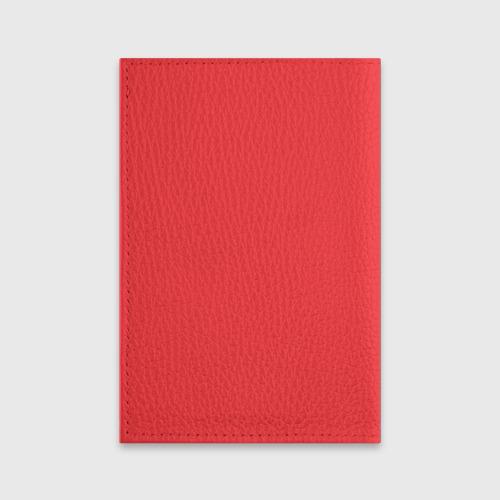 Обложка для паспорта матовая кожа  Фото 02, Jim morrison