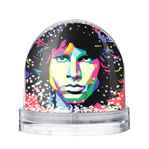 Водяной шар со снегом Jim morrison