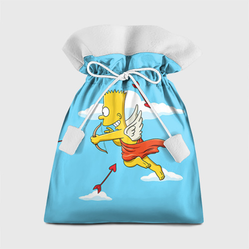 Подарочный 3D мешок Барт амур