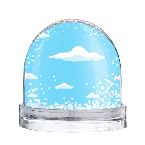 Водяной шар со снегом  Фото 02, Барт амур