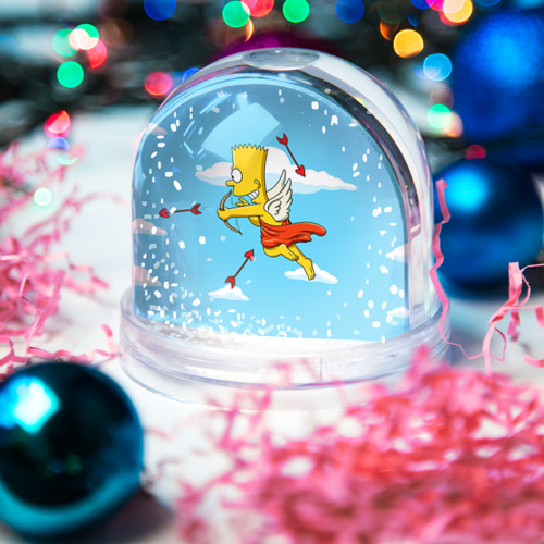 Водяной шар со снегом  Фото 03, Барт амур