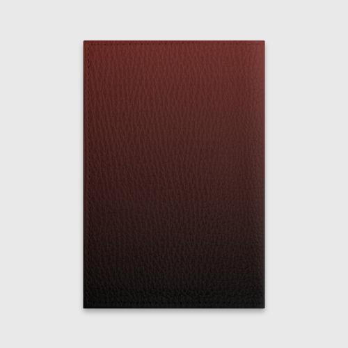 Обложка для паспорта матовая кожа  Фото 02, Егор с короной