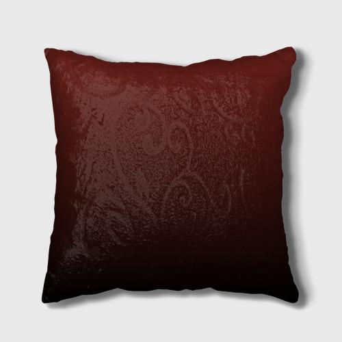 Подушка 3D Дима и корона Фото 01