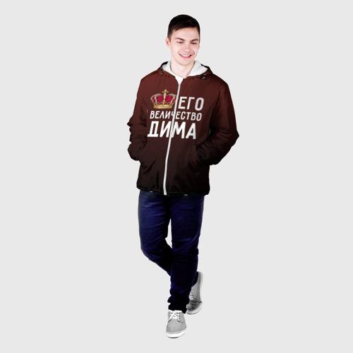 Мужская куртка 3D  Фото 03, Дима и корона